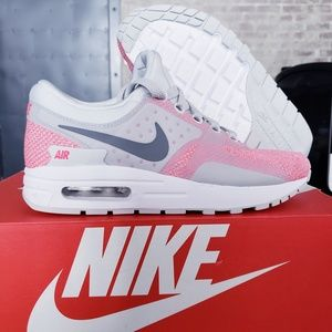New/Nuevos Nike Air Max Zero Essential Grey Pink